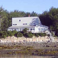 Bar Harbor View Cottage in Trenton Maine